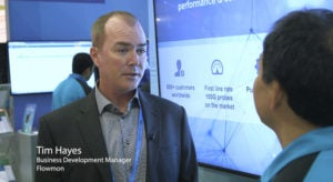 RSA 2018 Interview: Tim Hayes, Flowmon and A10 Networks