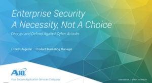 RSA 2018: Enterprise Security