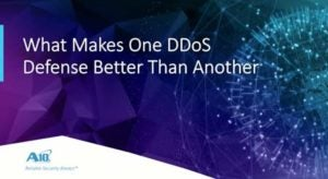 What Makes One DDoS Defense Better Than Another
