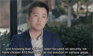 Yahoo! JAPAN Selects A10 Thunder ADC for Fast, Reliable Streaming Video