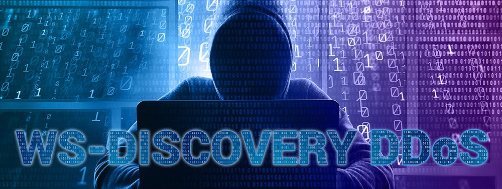 Yikes! Another DDoS Weapon, WS-Discovery Amplification Attacks